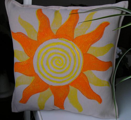 Letní slunce/povlak
