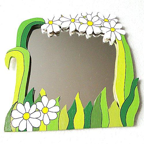 Zrcadlo pro lesní vílu