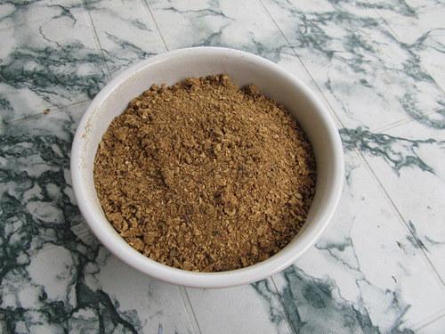 Sušené houby-Houbové koření-houbový prach