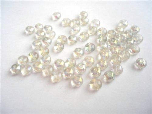Broušený slavík krystal AB
