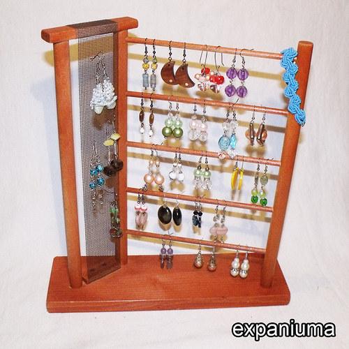 Stojánek na šperky - Třešňová Venda