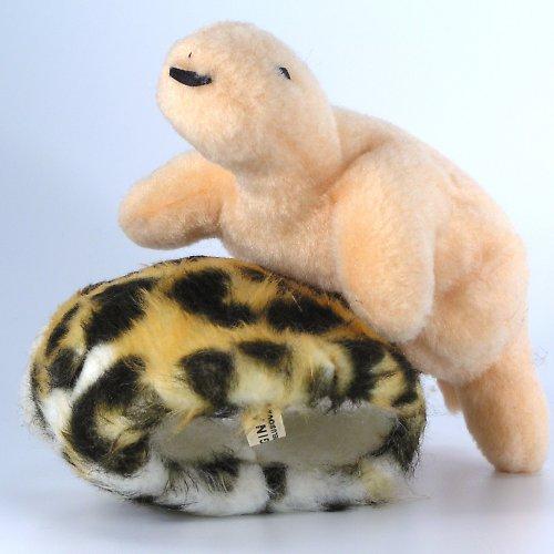 Svlékací želva - autorská hračka