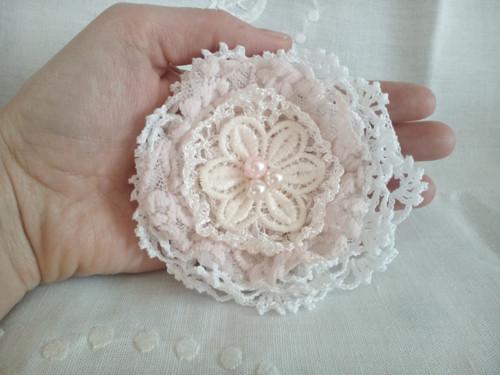 """Romantická květina \"""" šípková růže III.\"""""""
