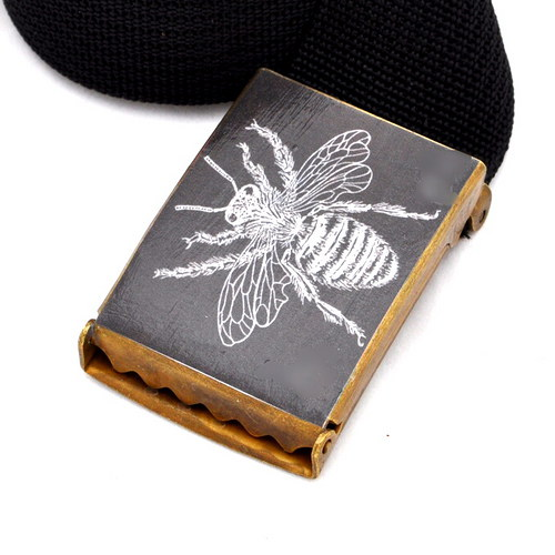 Opasek včelka - černá