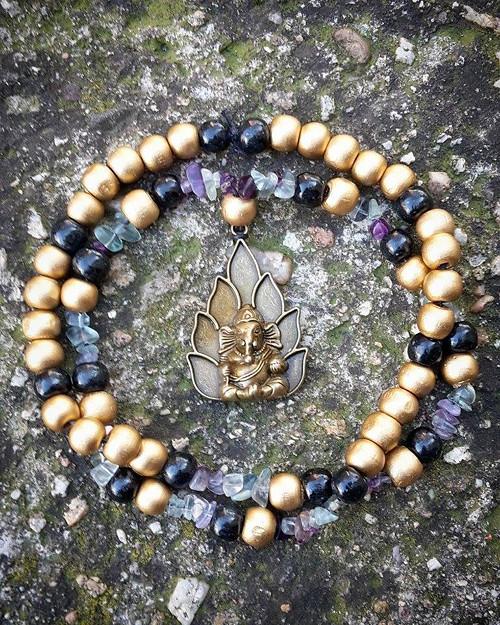 Ochranný amulet Ganesha