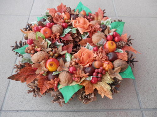 podzimní s vůní růží