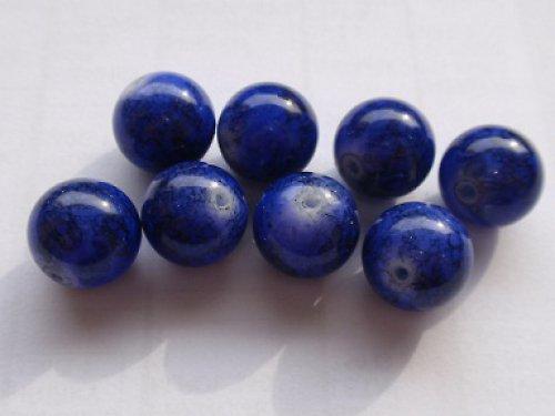 Kraklované kuličky č. 9 - 8 mm