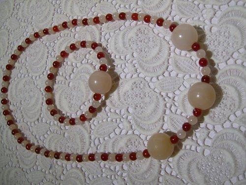 Babetta 1 - souprava náhrdelníku a náramku