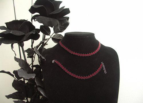 náhrdelník + náramek S8