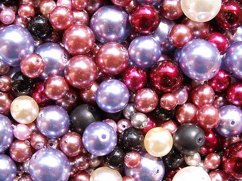 Voskové perle - holubičí směs