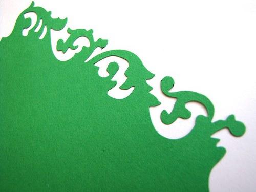 Stránka s bordurou 4 - barva dle výběru