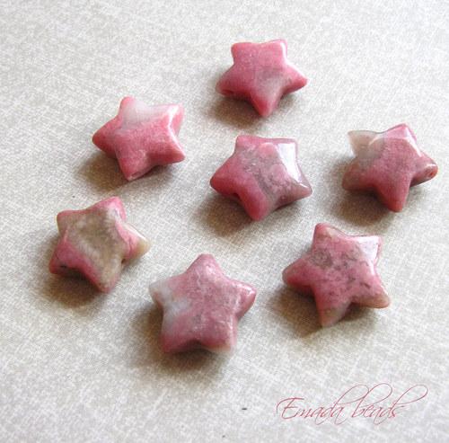 Rhodonit, hvězdička