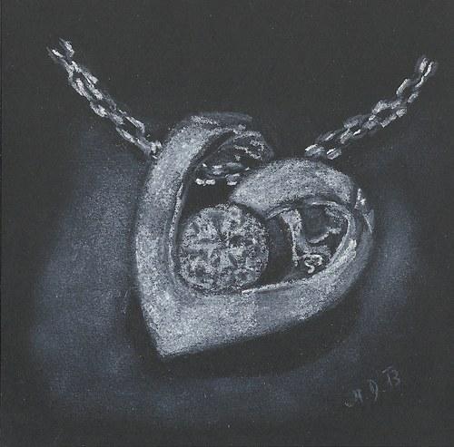 Kresba šperku II.