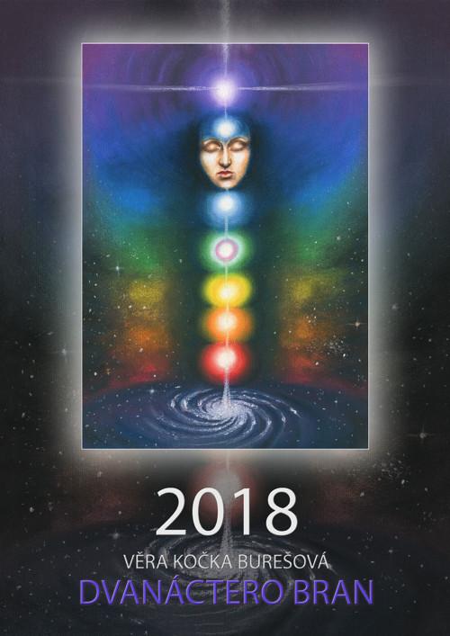 Kalendář 2018 - Dvanáctero bran