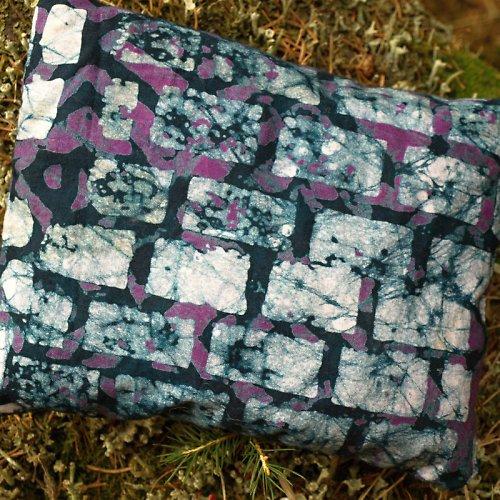 Pohankový polštářek batika