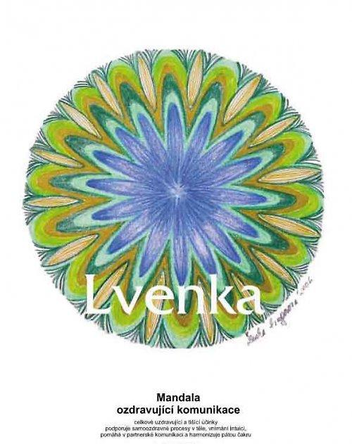 Mandala ozdravující komunikace