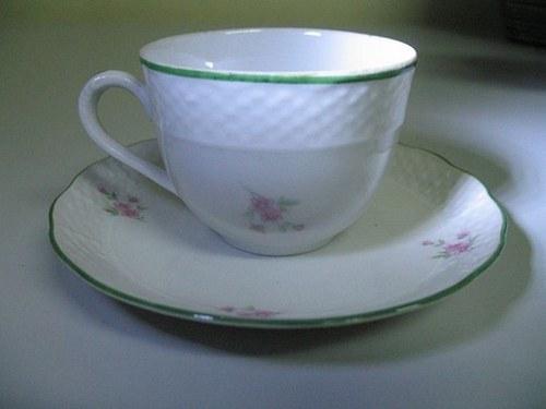 Porcelánový hrneček - mokka 2.