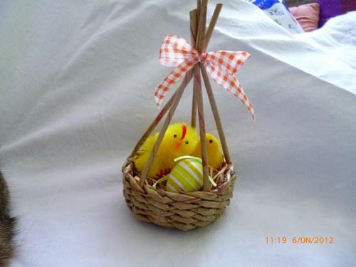 Velikonoční hnízdečko