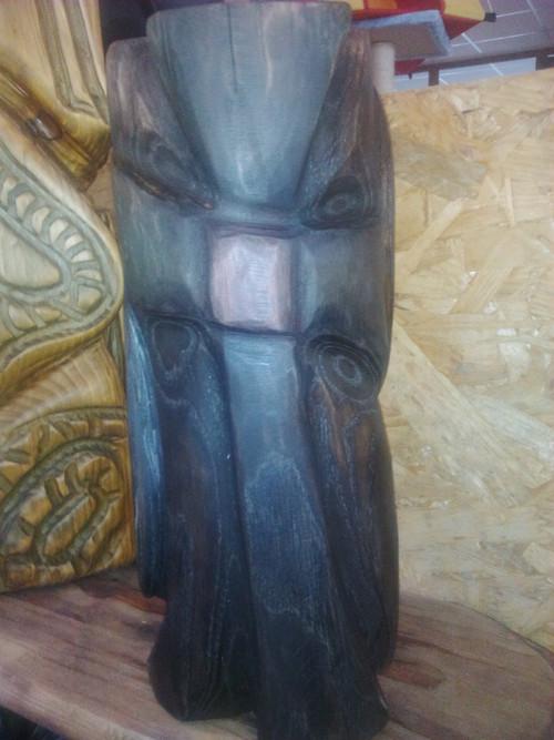 Socha(dřevo)