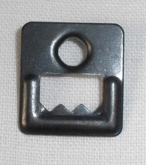Úchyt na sololit.destičku 1,5x1,5cm-CENA za 5ks