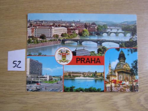 pohlednice prošla praha/52
