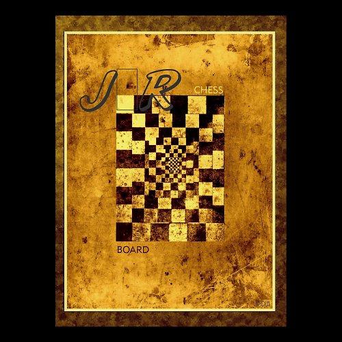 Fotomontáž  Šachovnice
