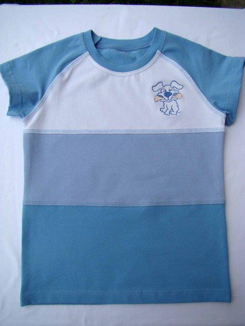 chlapecké triko vel.92-128