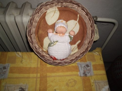Levandulová panenka