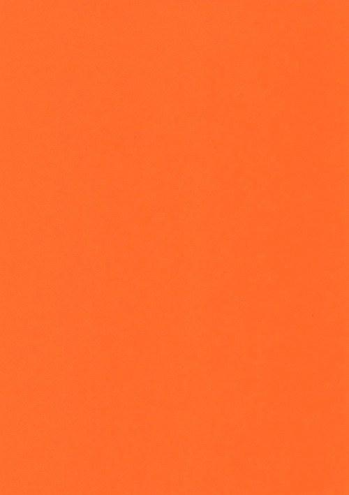 Fotokarton A4 mandarinkový