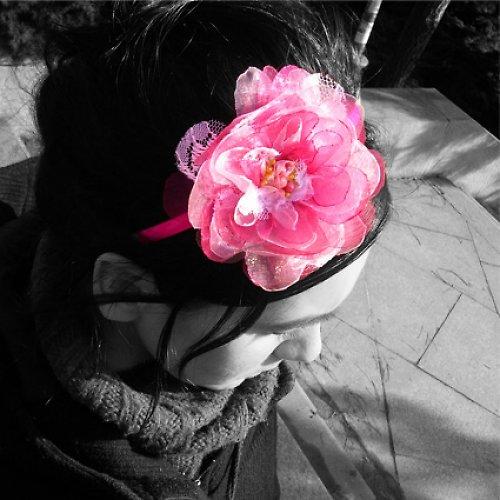 Růžové mámení