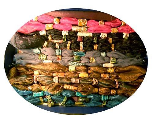 Šátkové korále