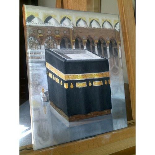Mecca (Mekka) 24 x 30cm