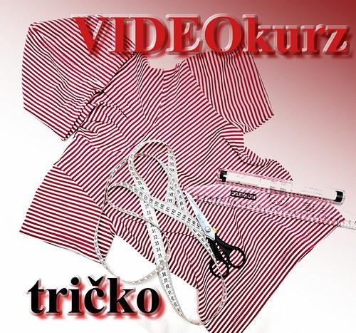 Tričko - videokurz