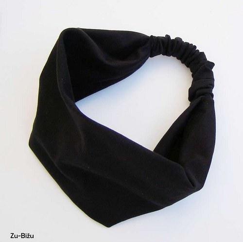 Čierna čelenka