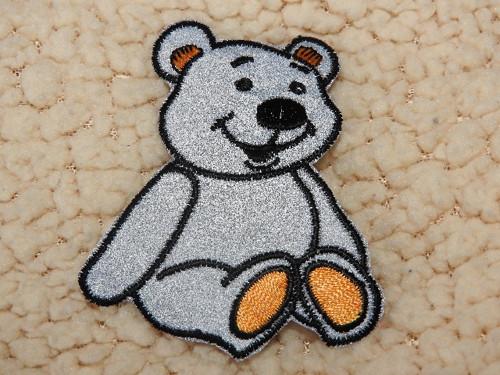 Nažehlovačka reflexní Medvěd