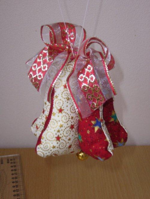 Vánoční zvoneček 3D