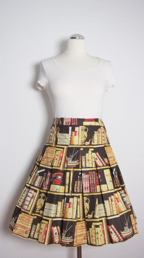 Knihovnice na přání