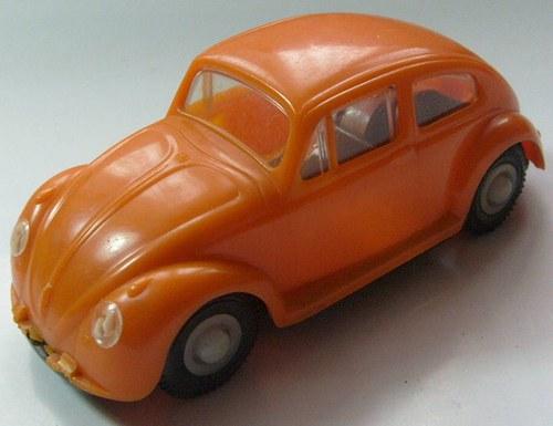 * VW Brouk * KDN * 70.tá léta * pohon setrvačník *