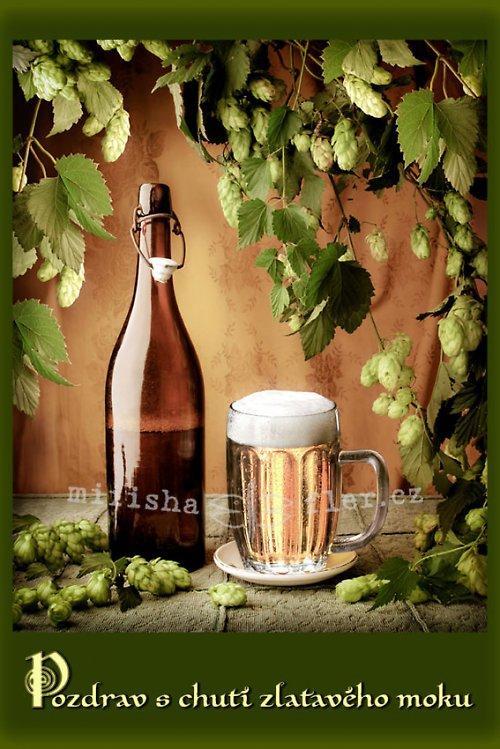 Přání pro milovníky piva