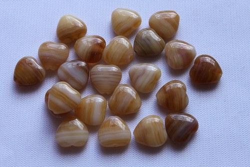 Korálky 2075 (9x10 mm)