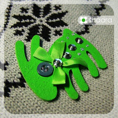 pan zajoch - zelenáč