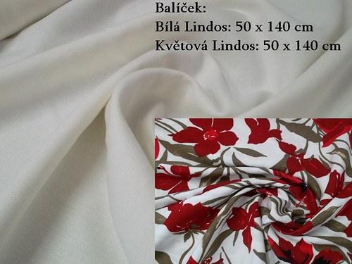 Balíček LINDOS květiny