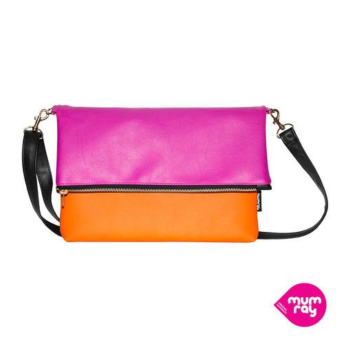 Fold Bag Pink