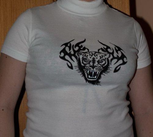 Tričko s tygrem
