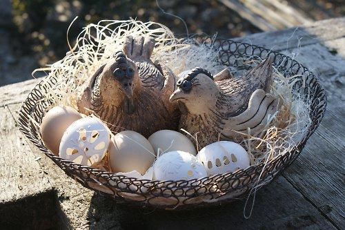 Jarní hnízdění