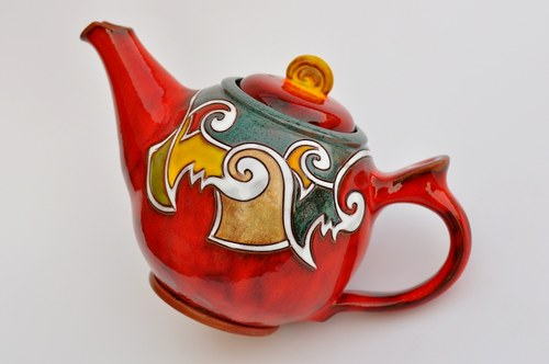Velká čajová konvice