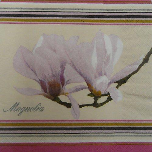 Ubrousek - magnolia