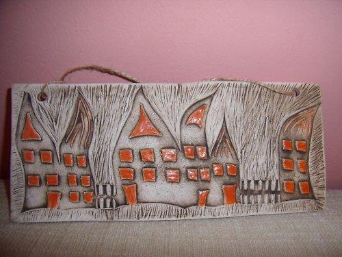 Oranž domky.