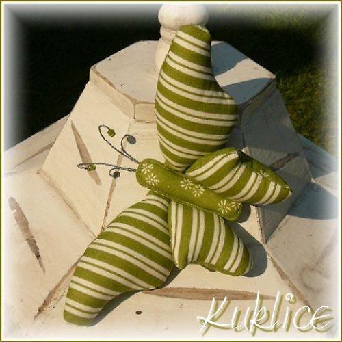 Zelený elegán