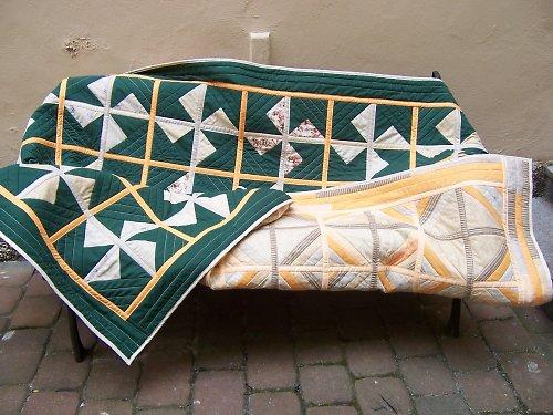 patchworková deka oboustranná